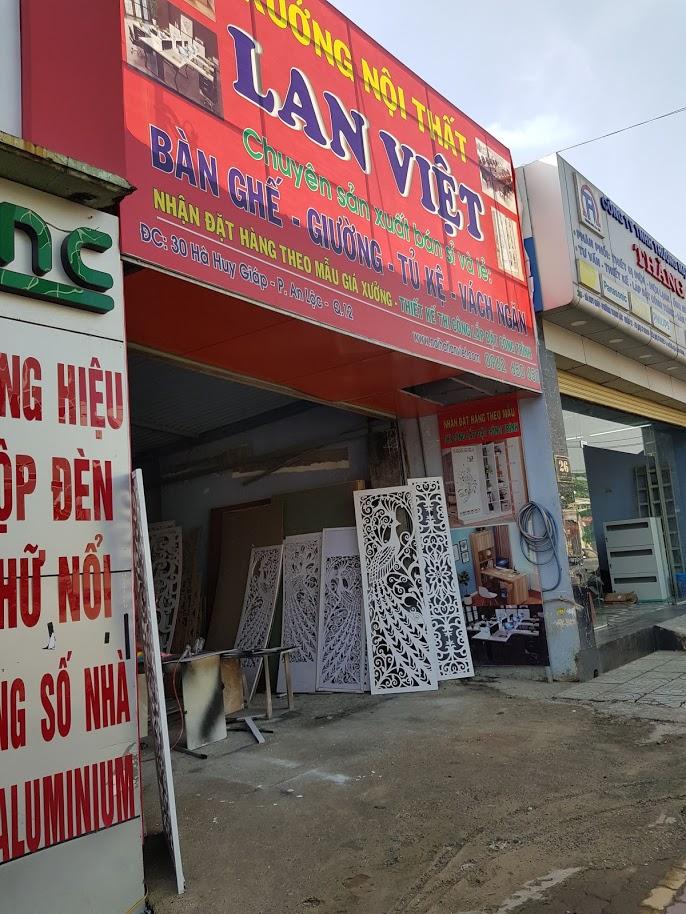 Vách ngăn cao cấp Lan Việt VNCC07