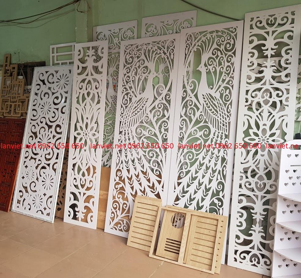 CNC Tấm nhựa PVC Format
