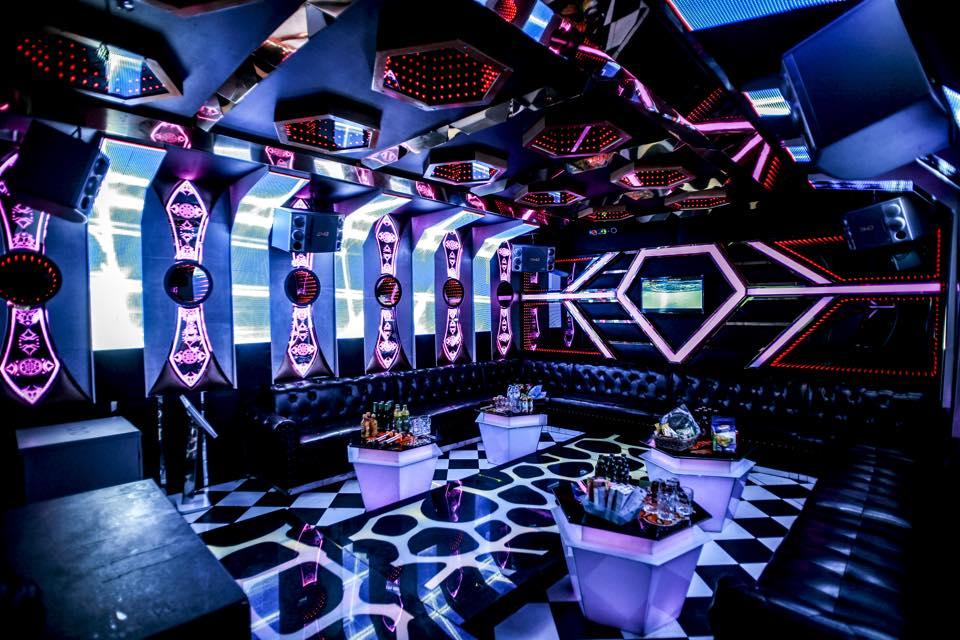 Mẫu Ghế phòng karaoke