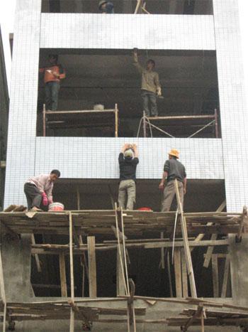Làm nhà tại quận Gò Vấp , Nhận tư vấn thiết kế xây nhà