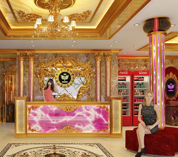 Đặt phòng hát đẹp giá rẻ ở Hà Nội