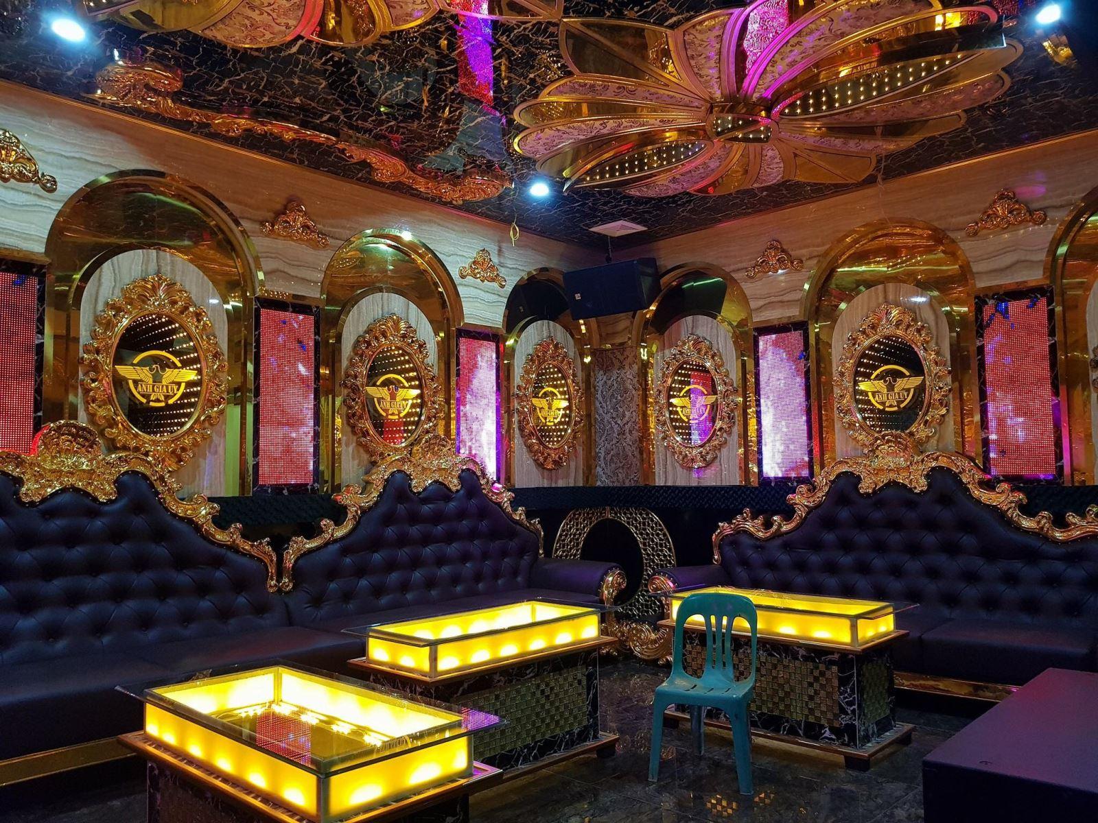 Thiết kế phòng hát Karaoke đẹp tại TP HCM