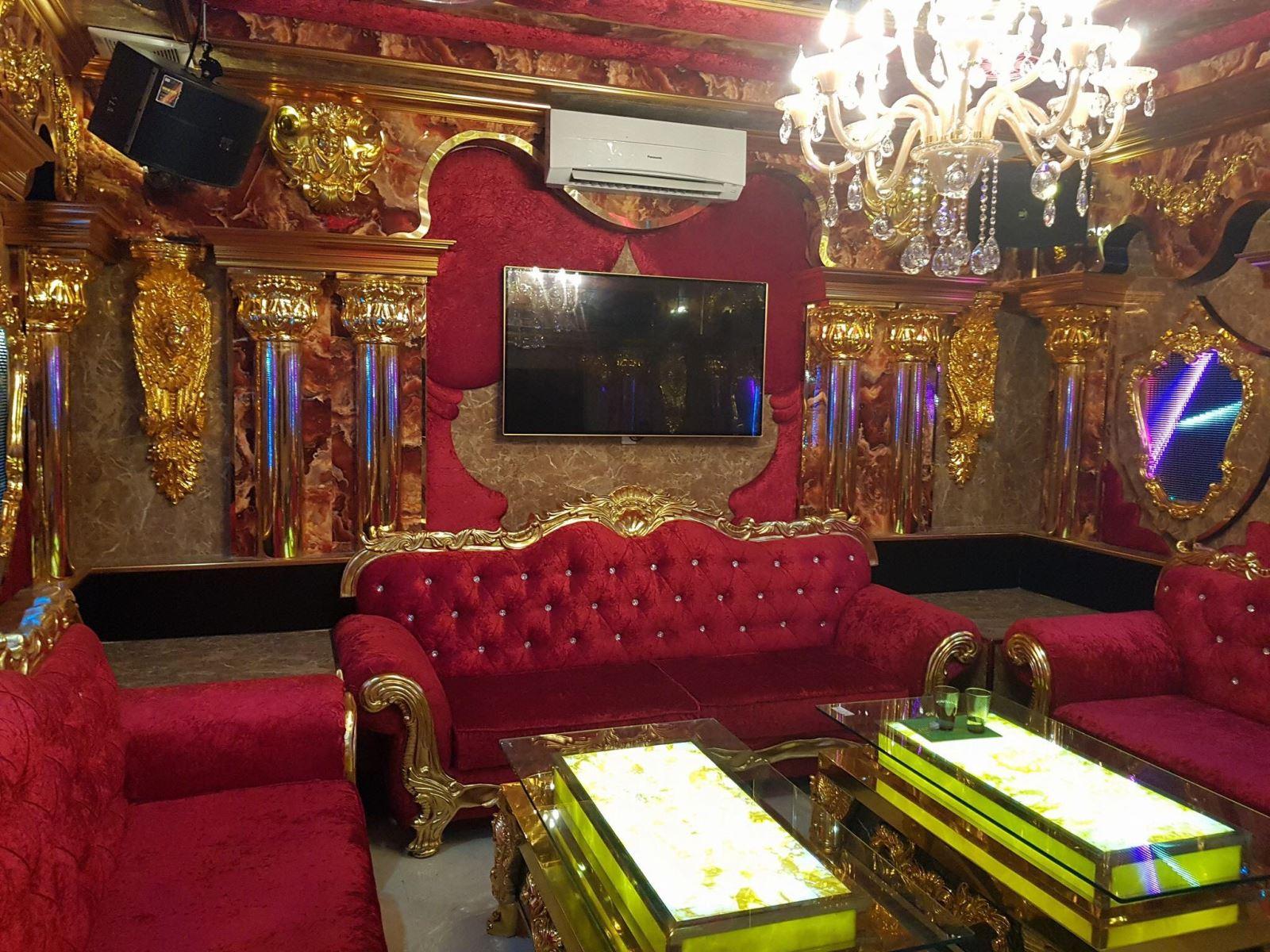 Mẫu phòng karaoke đẹp nhất