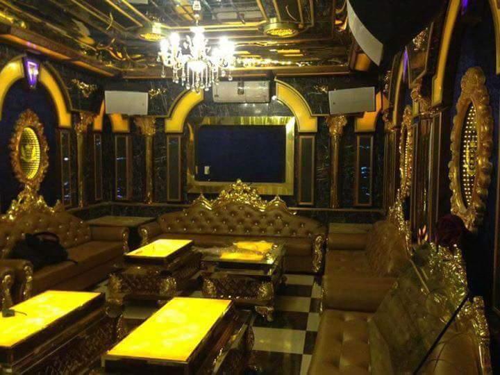 Phòng karaoke tân cổ điển