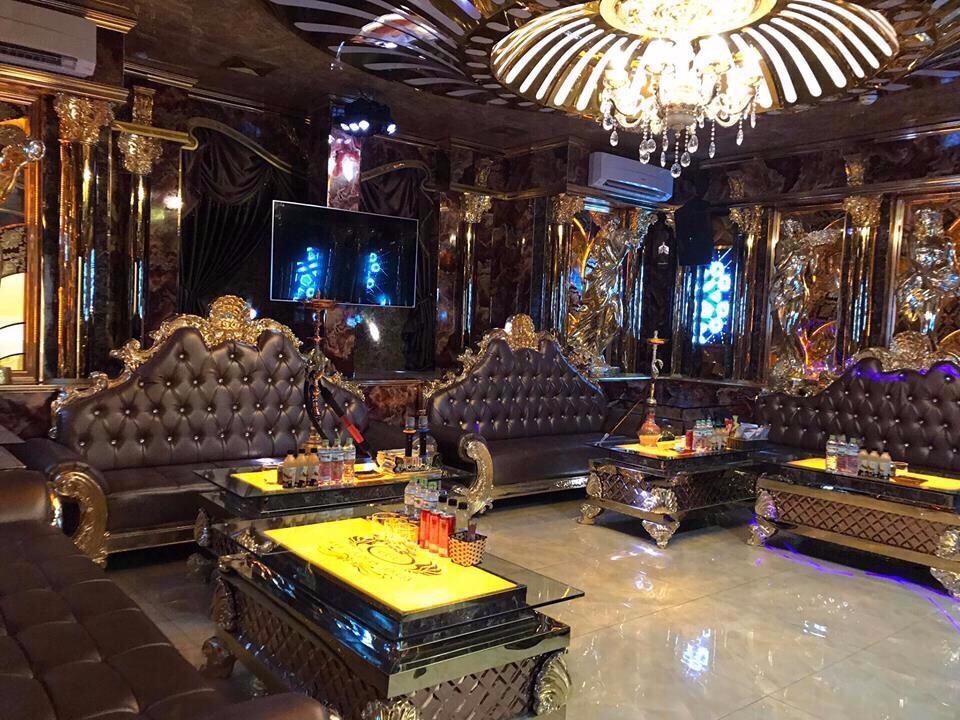 Thiết kế phòng hát Karaoke phong cách cổ điển