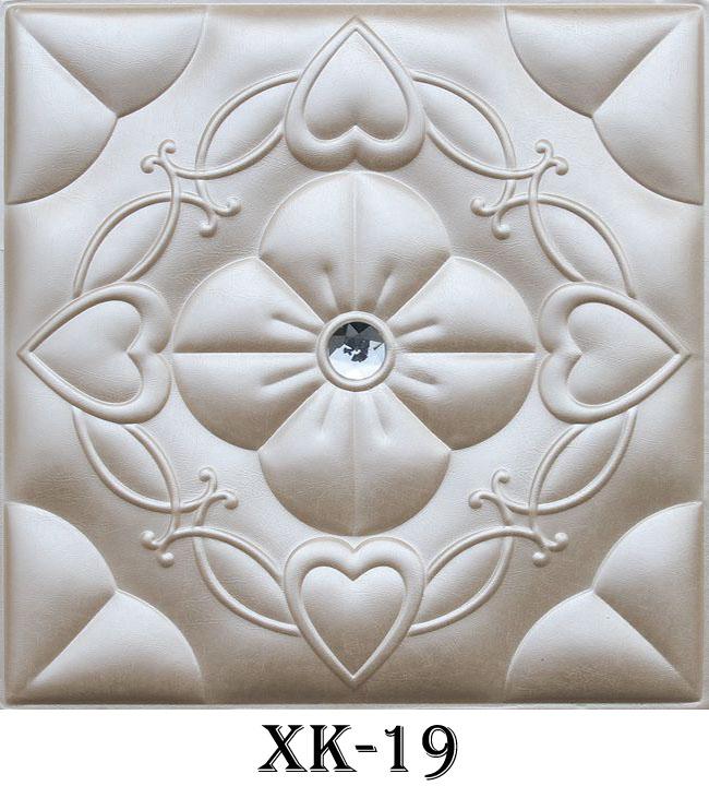 Tấm 3d da XK19