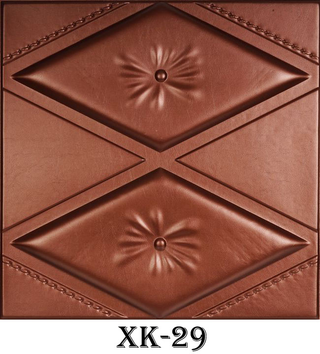 Tấm 3d da XK29