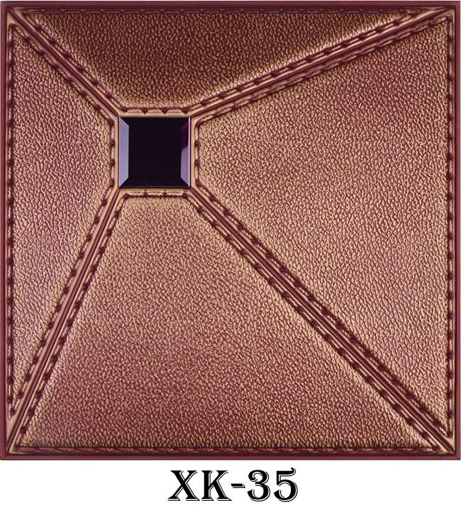Tấm 3d da XK35