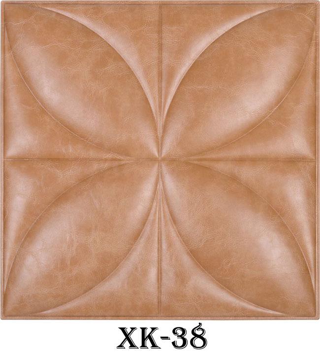 Tấm 3d da XK38