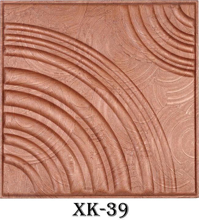 Tấm 3d da XK39