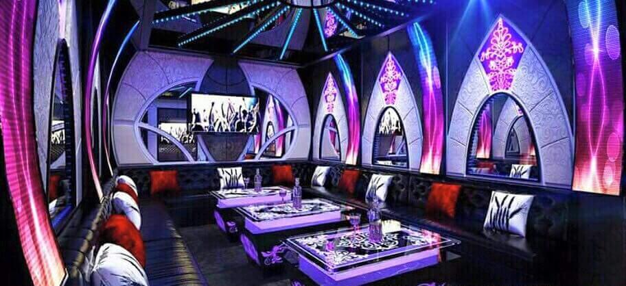 3001 Mẫu Phòng chuẩn cho kinh doanh karaoke