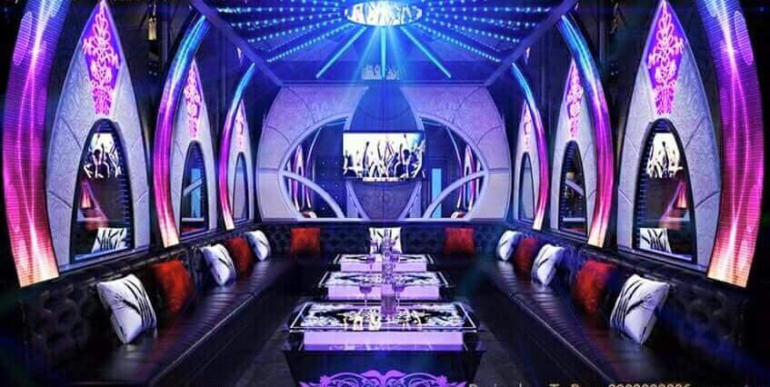 Mẫu phòng karaoke víp 2