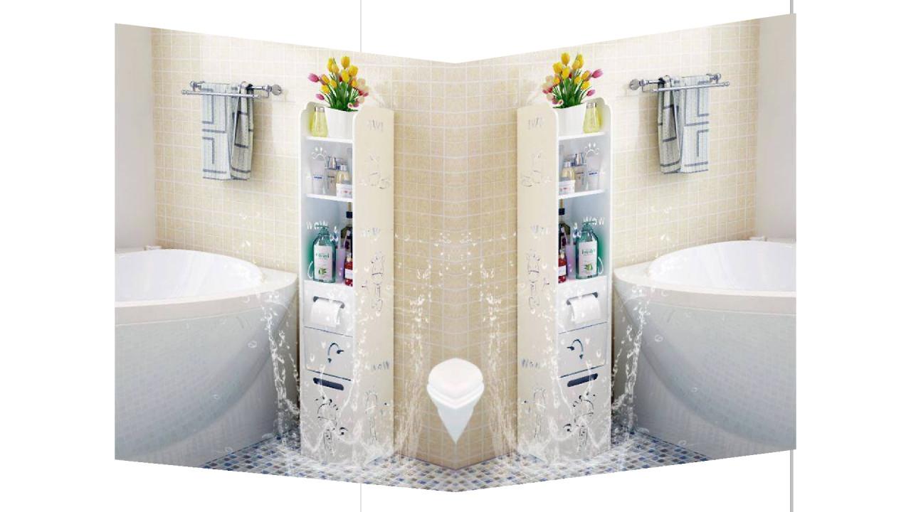 Kệ  CNC chịu nước nhà tắm