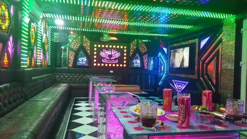 Thi công lắp đặt hệ thống phòng karaoke