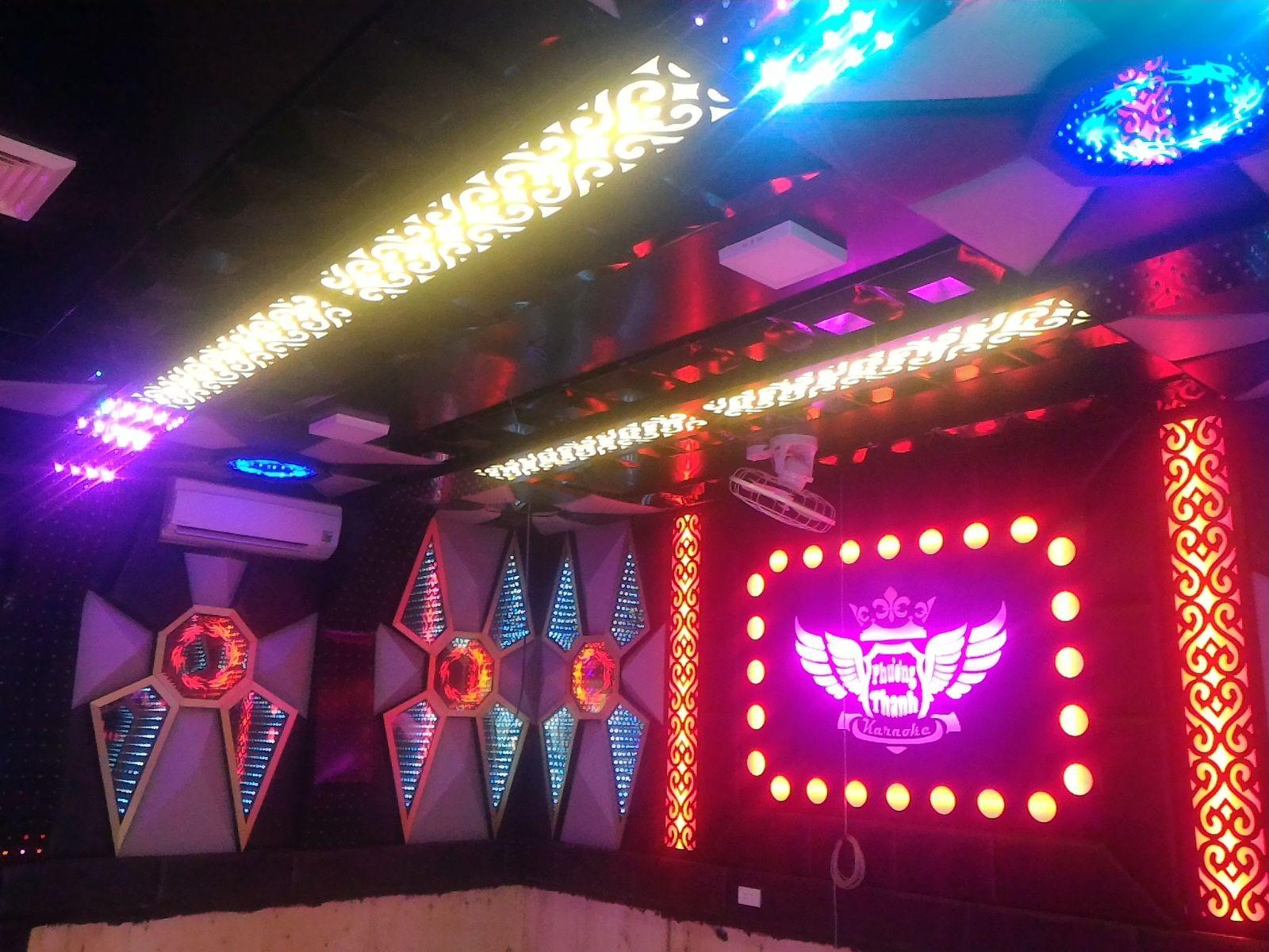 Thi công phòng karaoke Phuong Thanh cu chi