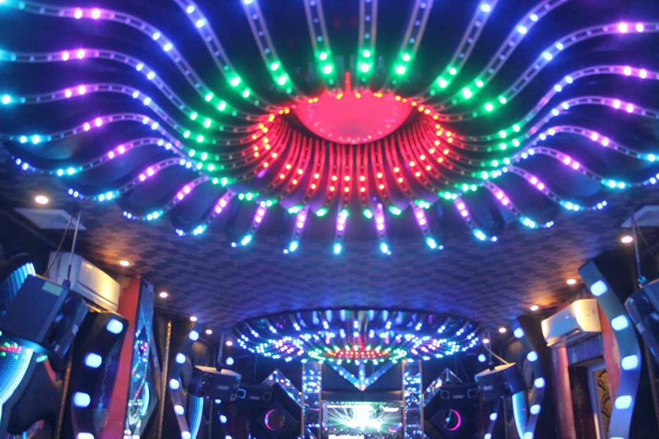 Mẫu phòng karaoke led