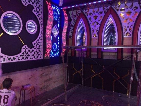 Phòng karaoke đẹp cao cấp