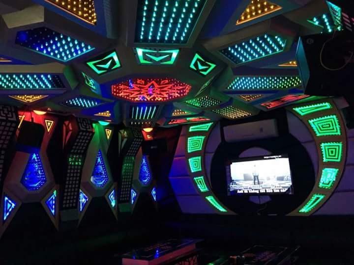 Phòng led-karaoke 55