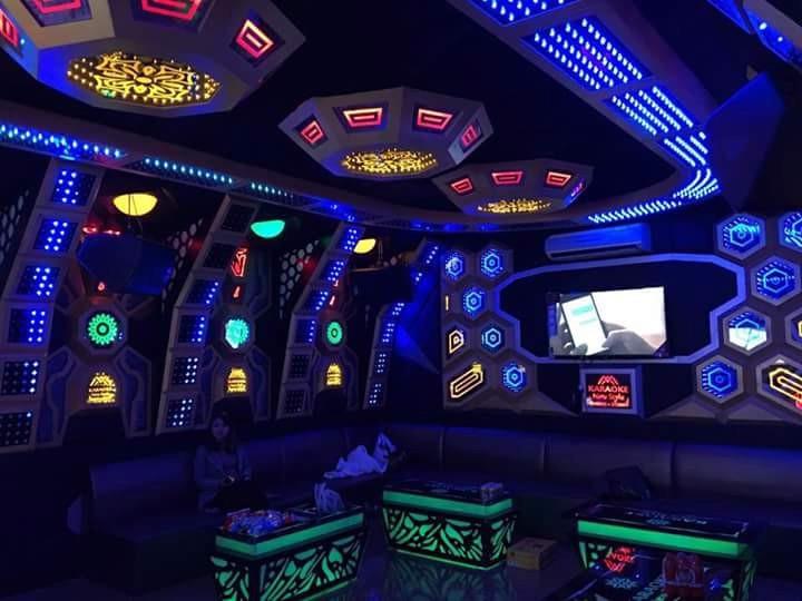 Phòng karaoke Thạch Thất Hữu Bằng Hà Nội
