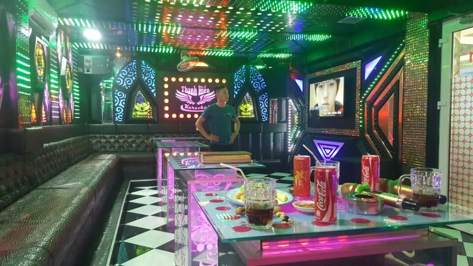 Mẫu phòng karaoke víp