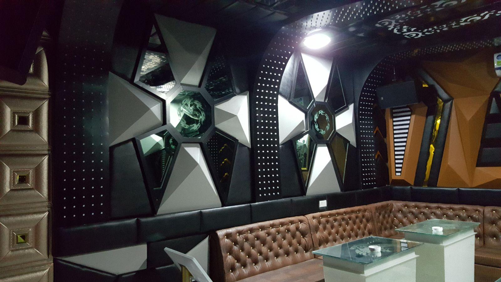 Mẫu phòng karaoke đẹp led tại hồ chí minh