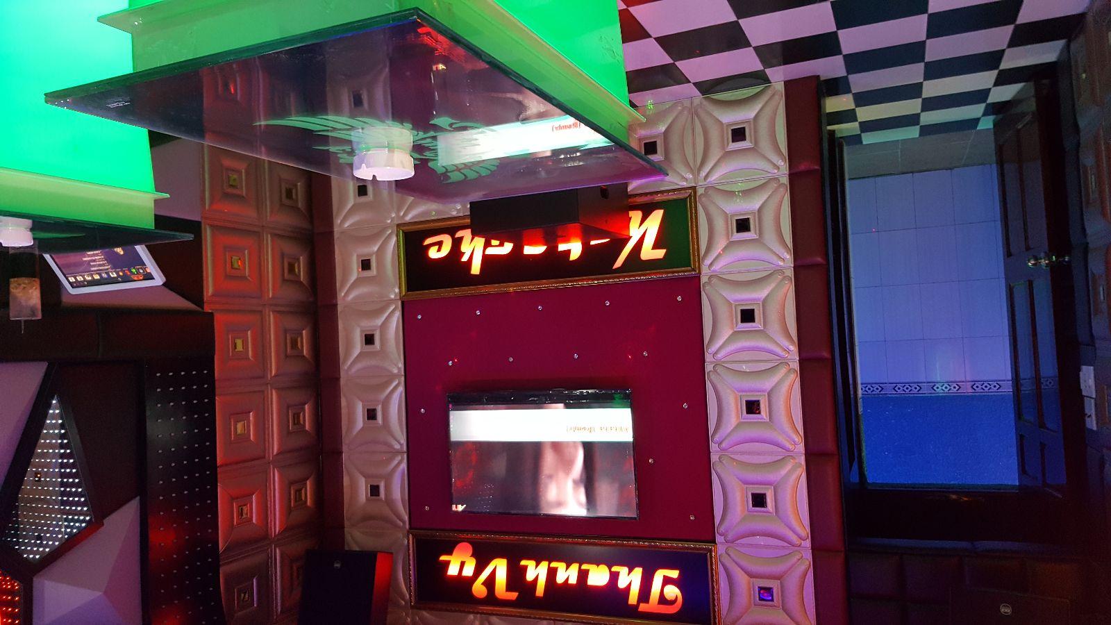 Mẫu phòng karaoke hiện đại