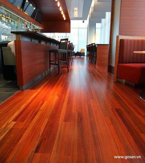 Quy trình thi công lắp đặt sàn gỗ tự nhiên