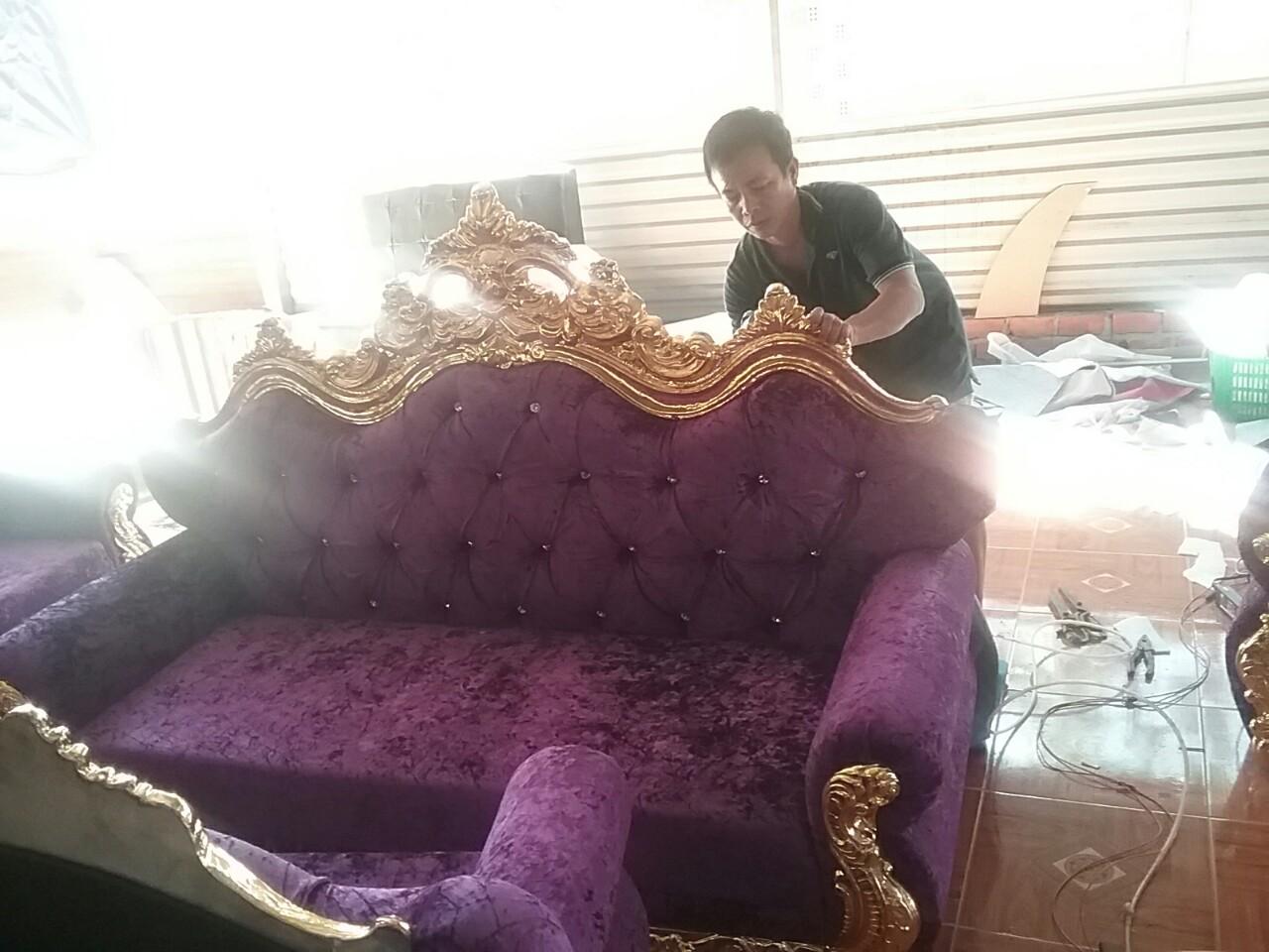 Cách vệ sinh bảo quản sofa